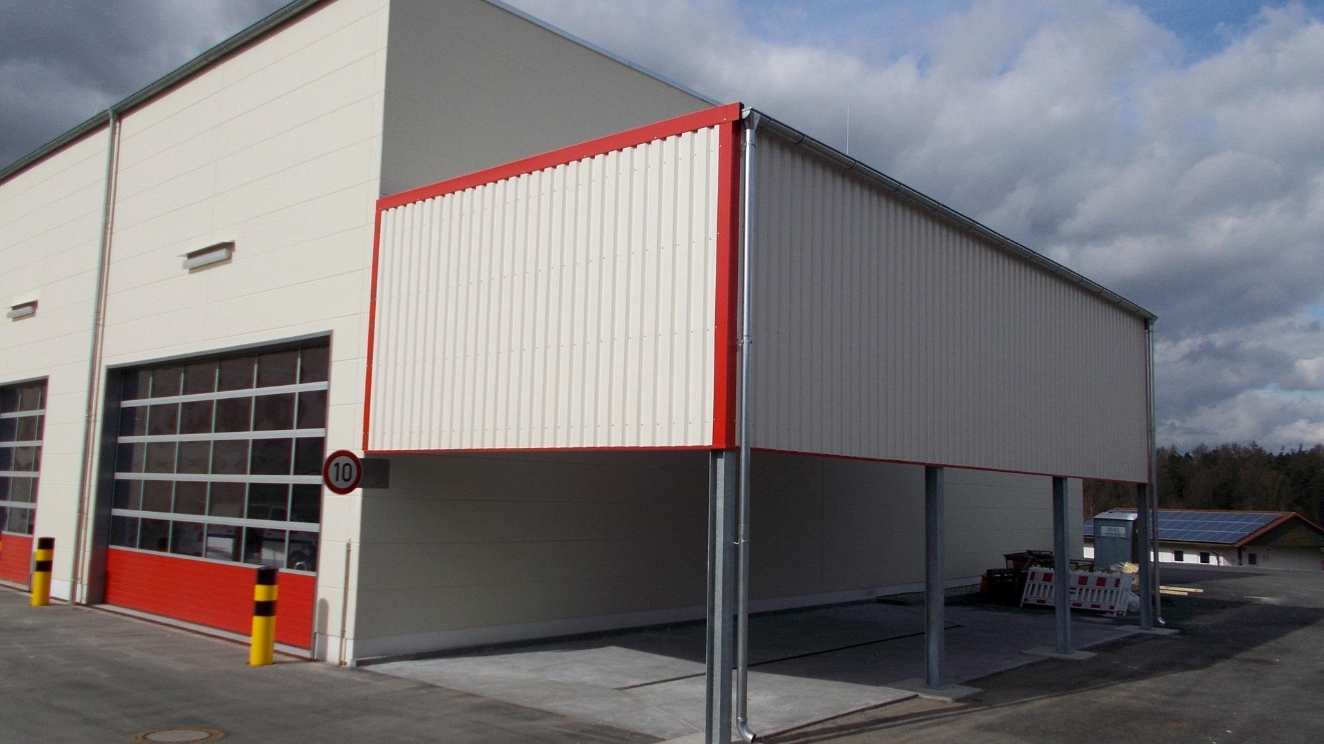 Lorenz-Bahlsen Fabrikverkauf Neunburg Vorm Wald