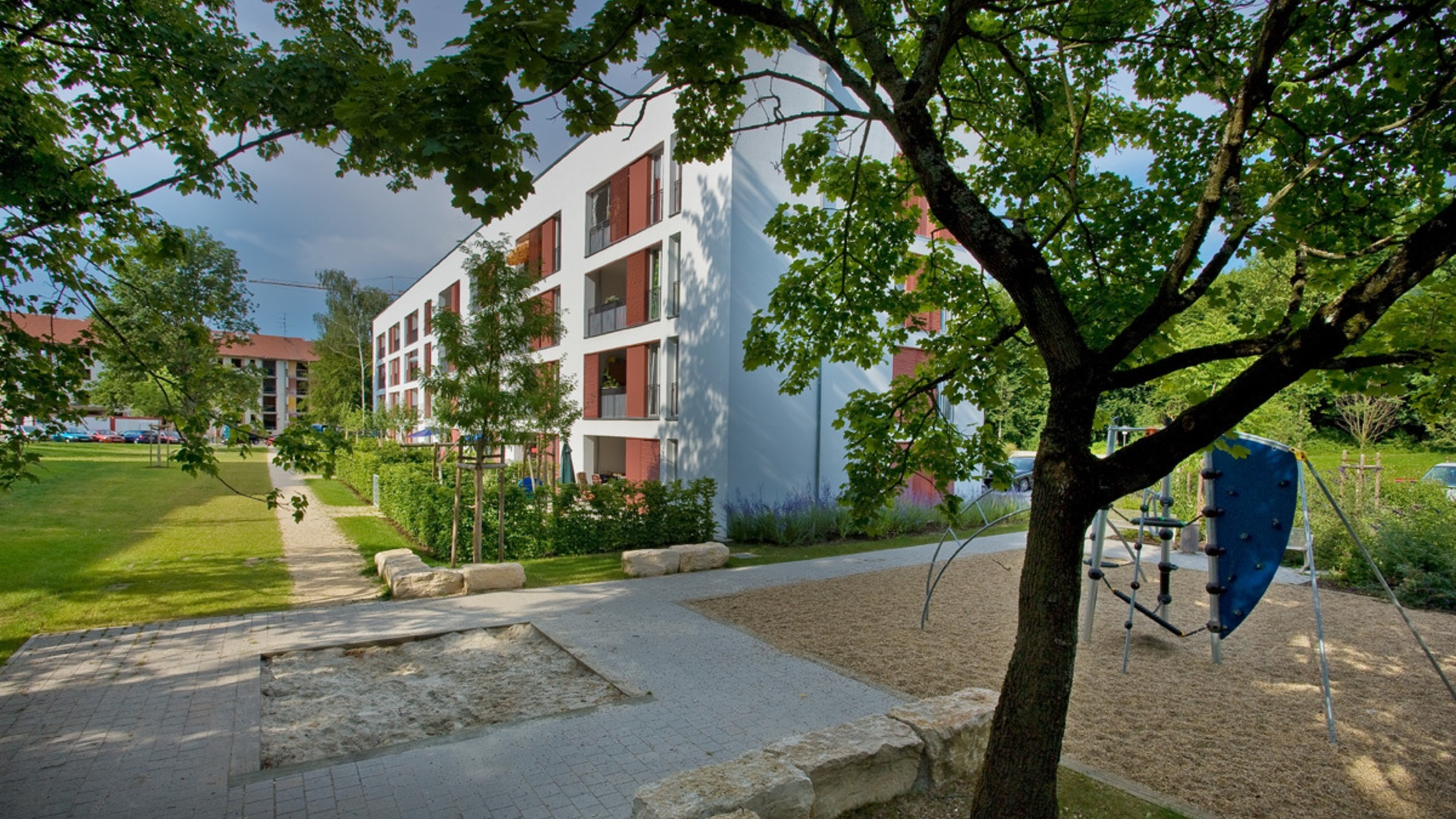 Stadtbau Regensburg Wohnungen